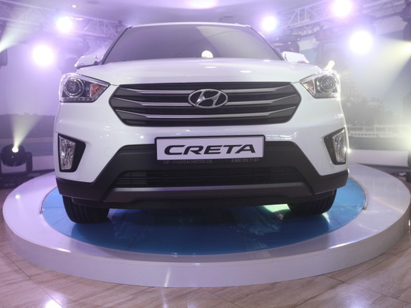 Hyundai надеется на Creta