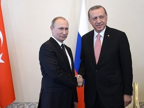 Путин встретился с Эрдоганом: Что дальше?