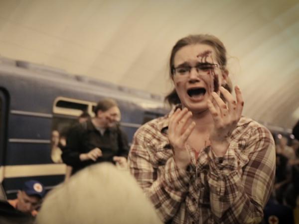 В петербургском метро отрепетировали трагедию