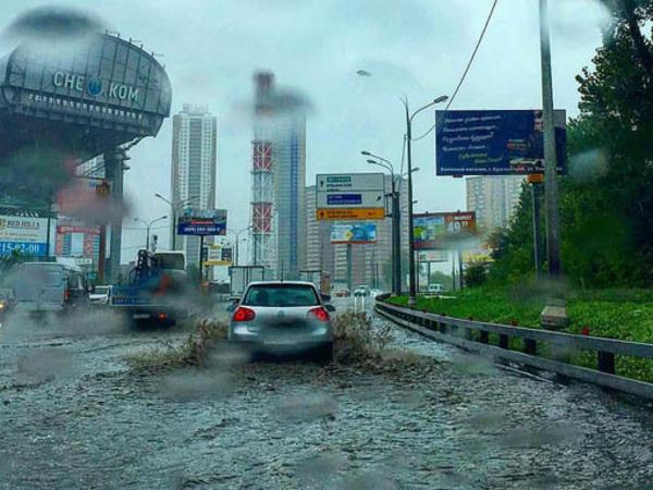 Синоптики: Московского наводнения в Петербурге не будет