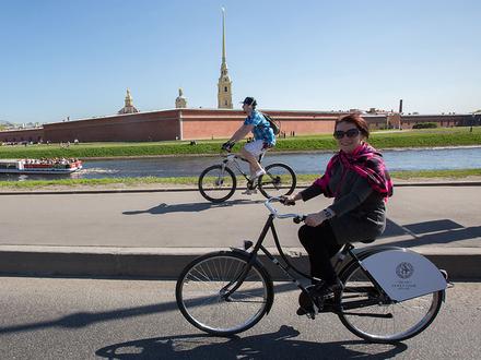 Трудности велонавигации в Петербурге