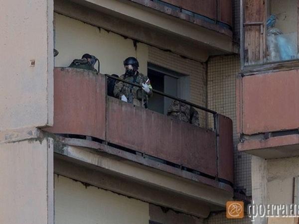 Ликвидация боевиков на Ленинском проспекте. Как это было?