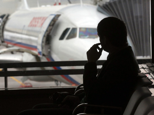 Когда жареный самолет клюнет