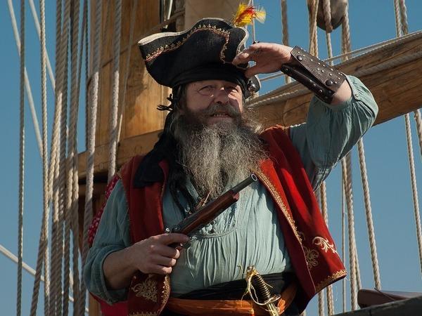 Финны в поисках пиратских сокровищ
