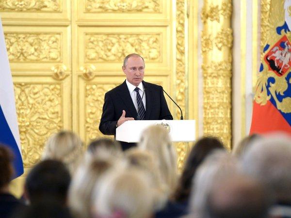 Путин: РФ не примет обвинений в применении допинга спортсменами без доказательств