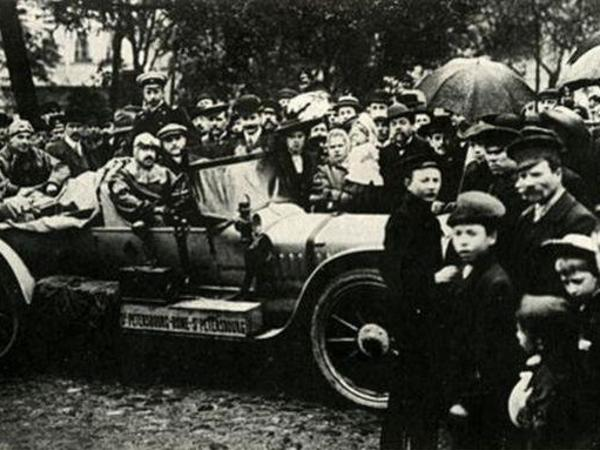 Nota Bene: Как в 1910 году ударили автопробегом по автопрому