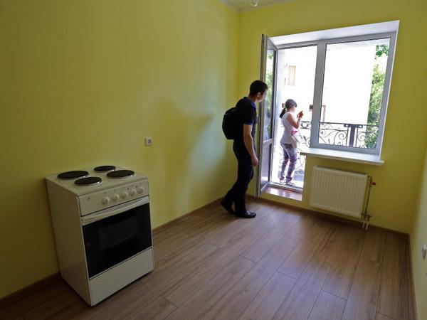 Квадрат Синочкина: Квартиры с отделкой, или почти готовое жилье