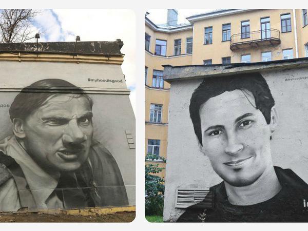 Петербург без Дурова и Задова