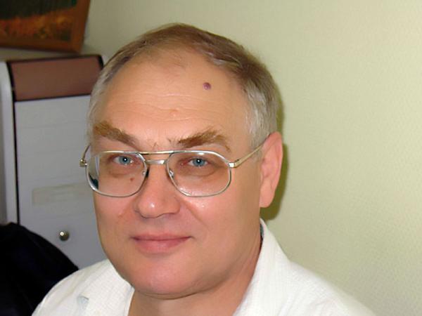 """Директор """"Левада-Центра"""" Лев Гудков"""