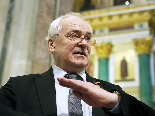 Николай Буров: Я выдохся