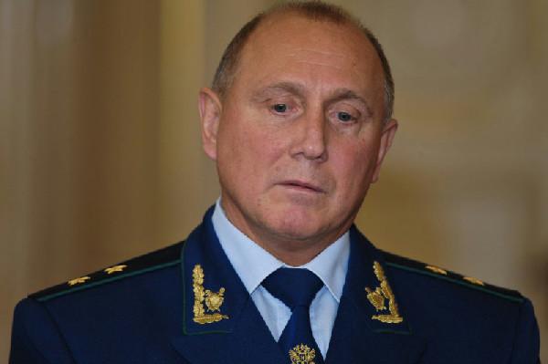 прокурор Петербурга Сергей Литвиненко.