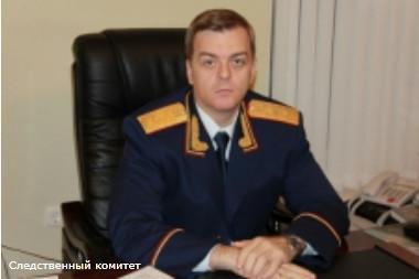 руководитель Следственного комитета по Петербургу Александр Клаус