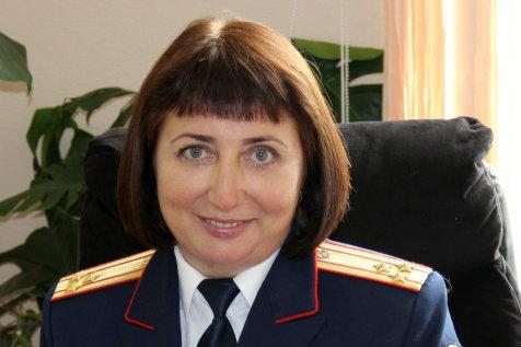 И. о. руководителя СК по Новгородской области Екатерина Гилина