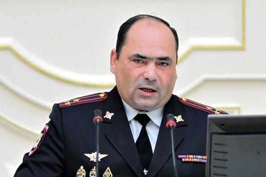 Заместитель начальника ГУ МВД России Константин Власов.