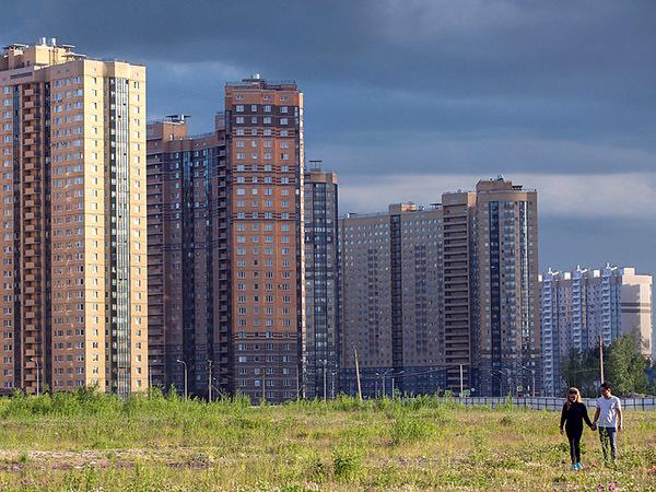 Фото спальных районов санкт петербурга