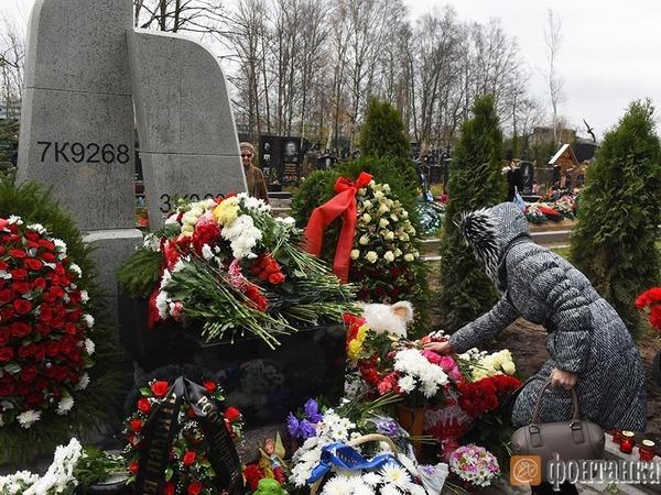 В Петербурге открыли памятник жертвам катастрофы А321 над Синаем