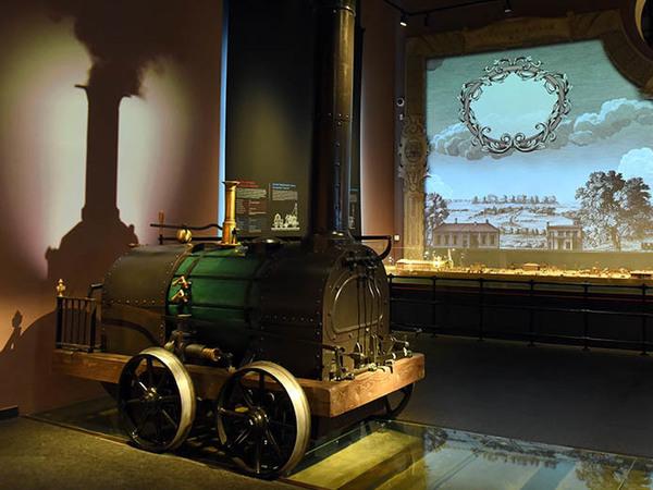 Пять причин посетить новый железнодорожный Музей