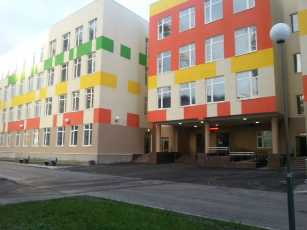 Школа-трансформер от СК «Дальпитерстрой»