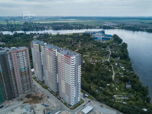 Setl City приступила к отделке детского сада в «Невских парусах»