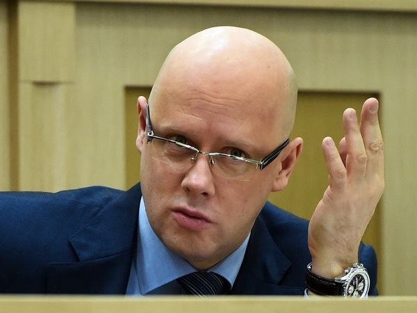 Сенатор Беляков: Я не смотрел «Бандитский Петербург»