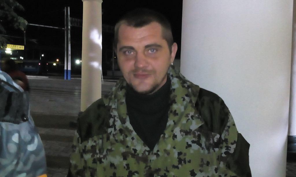 Александр Мотынга//Предоставлено подругой Александра Мотынги Натальей