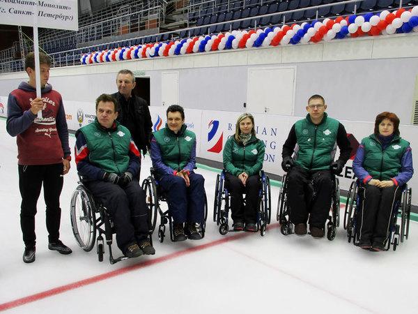 Керлингисты с инвалидностью просят помочь с экипировкой