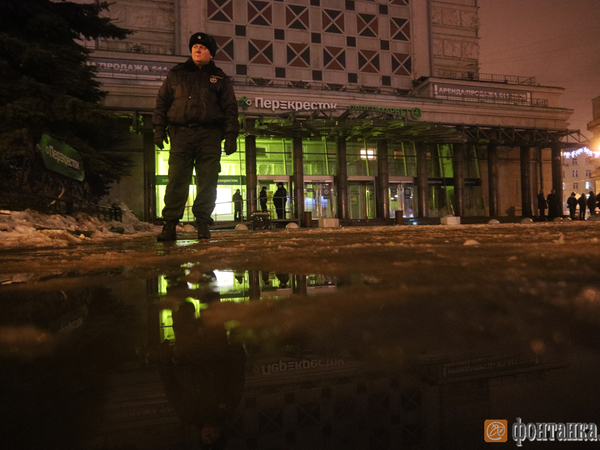 Предновогодний теракт Петербургу не нужен