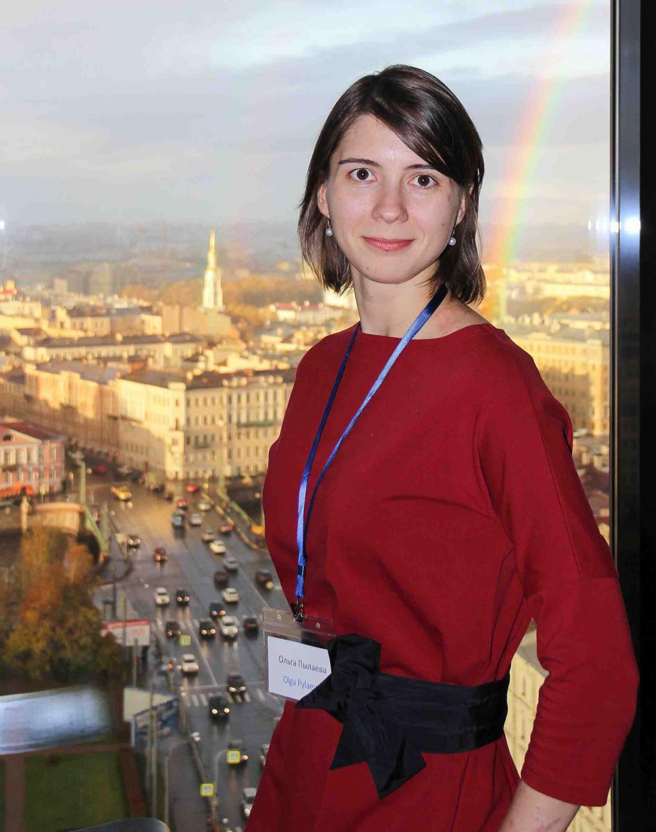 Ольга Пылаева, руководитель программ БФ «Острова»