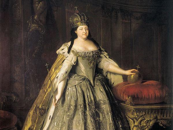 Как Анна Иоанновна вернула столицу в Петербург