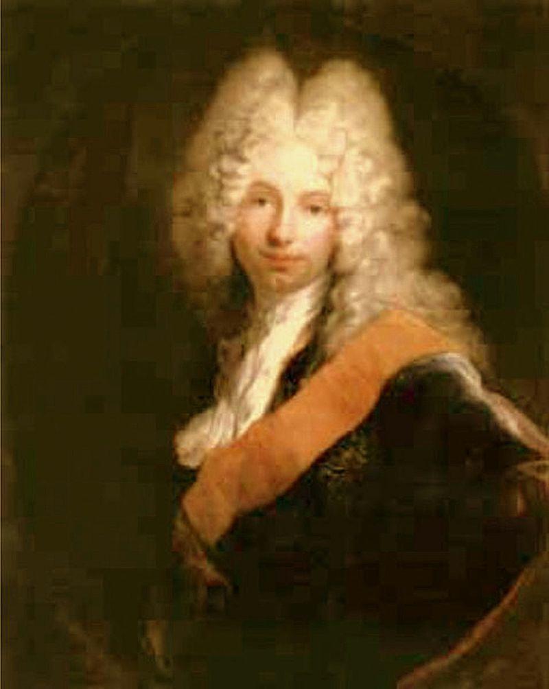 Cупруг царевны Анны - герцог Курляндии и Семигалии Фридрих Вильгельм