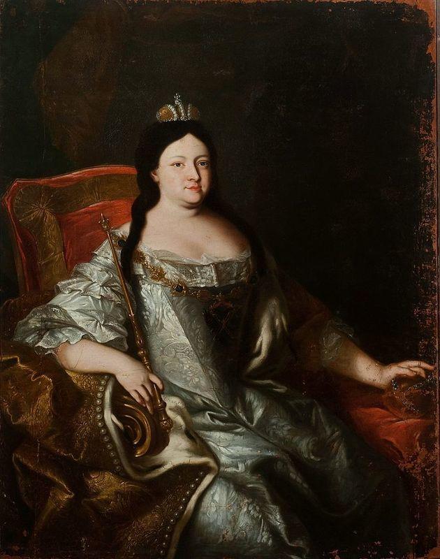 Императрица Анна Иоанновна. 1730-е годы