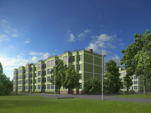 Скоро начнется строительство ЖК «Образцовый квартал 3»