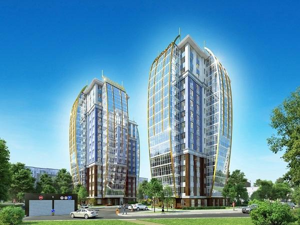 «РосСтройИнвест» открывает продажи квартир в ЖК «Два ангела»