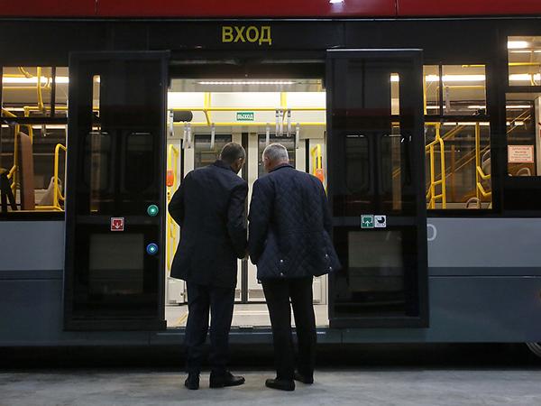 Частный трамвай может прихлопнуть «Блоху»