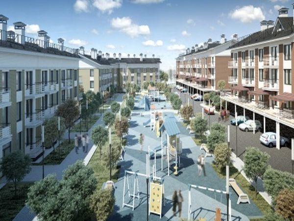 В продажу вышли квартиры во 2й очереди жилого района «Шотландия»