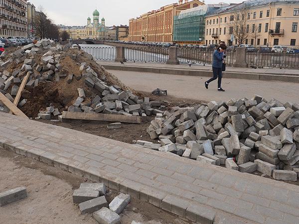 Как Петербург подключили к траншеям