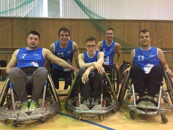 Петербургская команда по регби на колясках собирает деньги на ремонт инвентаря
