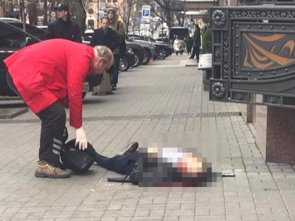 Что известно об убийстве экс-депутата Вороненкова в Киеве. Онлайн