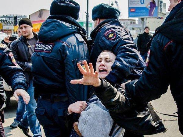 В Сибири и на Дальнем Востоке прошли антикоррупционные акции