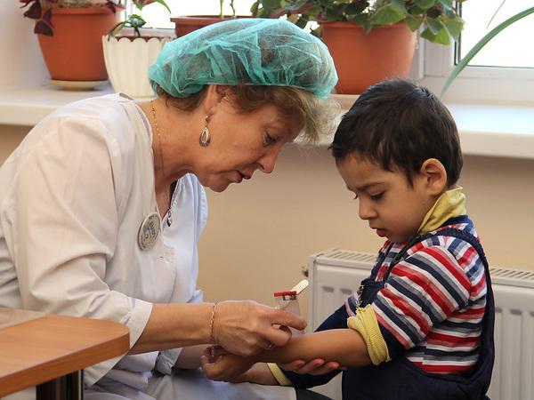 Петербургские родители ищут вакцину от пробы Манту