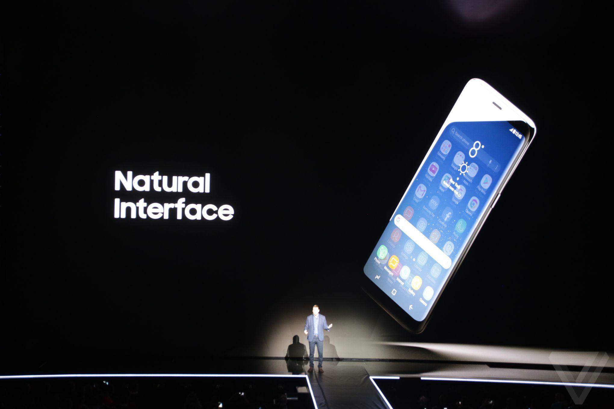 Компания Samsung представила новый флагман Galaxy S8 (Иллюстрация 2 из 3)