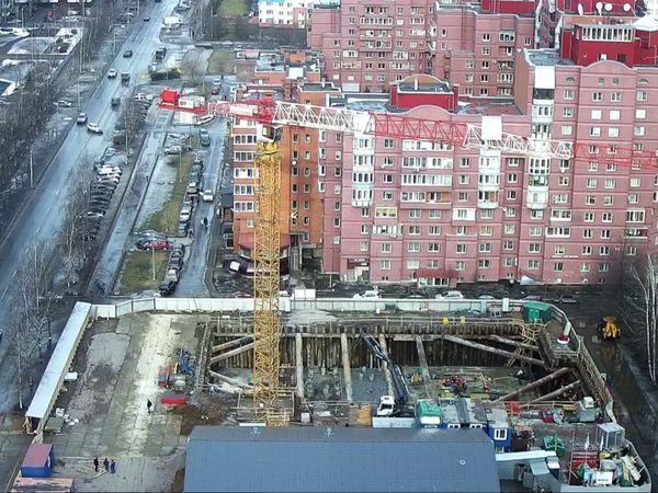 """В ЖК """"MASTER Серебристый бульвар 19"""" завершены земляные работы"""