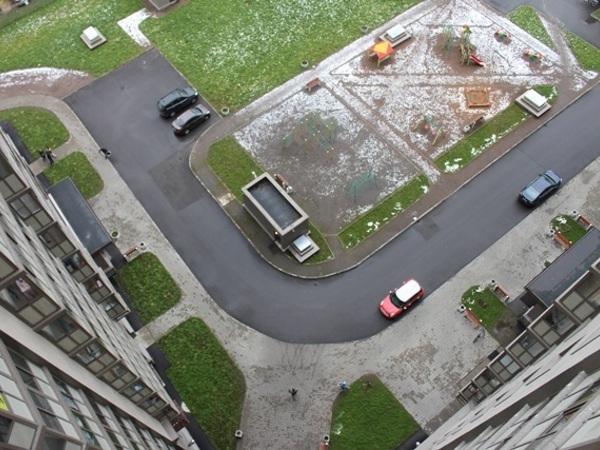 Двор без машин: удобство или роскошь?