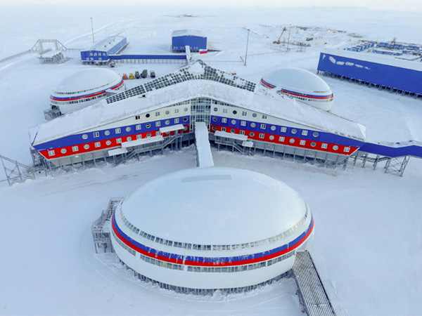 Минобороны приглашает на онлайн-прогулку по базе «Арктический трилистник»
