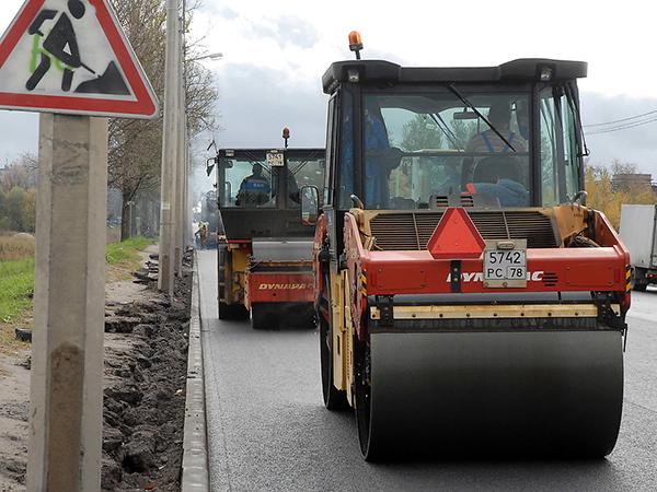 Ленобласть бьет по городскому дорожному ремонту