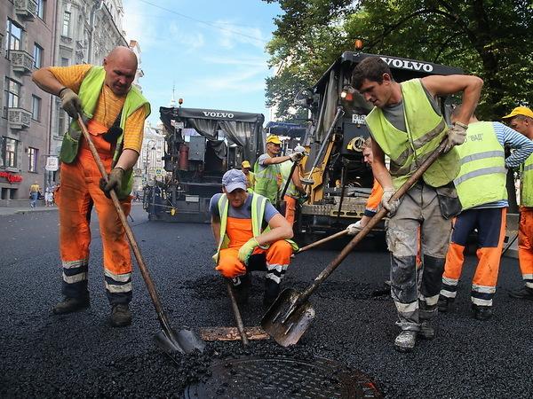 Миллиарды на ремонт дорог ушли в открытое пространство