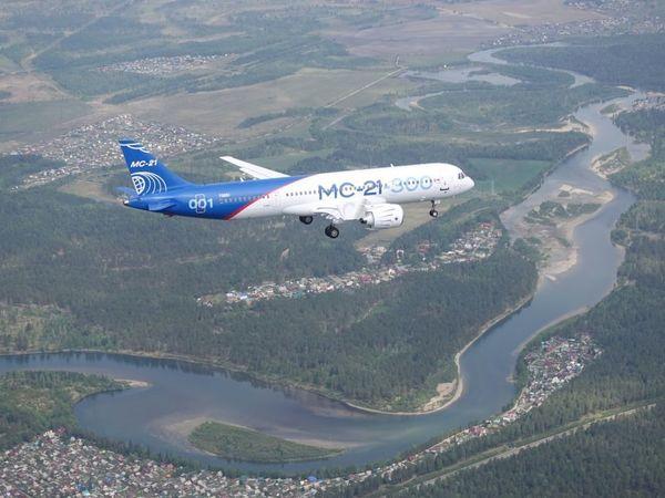 Новый самолет как преодоление себя