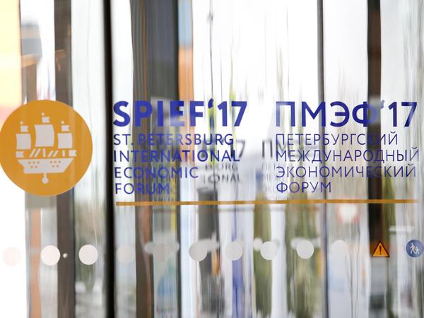 ПМЭФ-2017: Москва покрылась мхом, Петербург побледнел