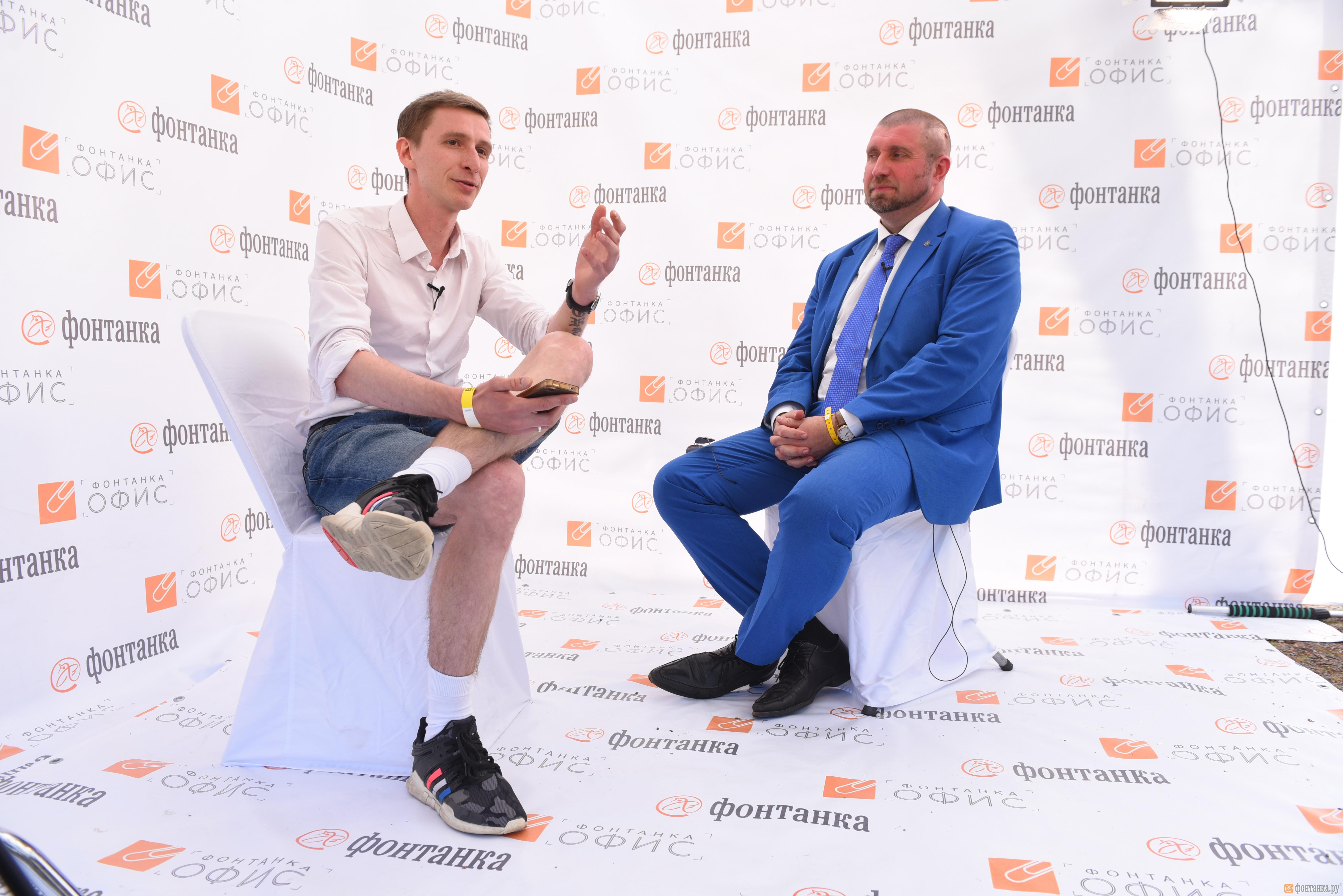 Дмитрий Потапенко: «Что делать с 10 млн руб? Переведите их в доллары и не морочьте голову!» (Иллюстрация 2 из 3)