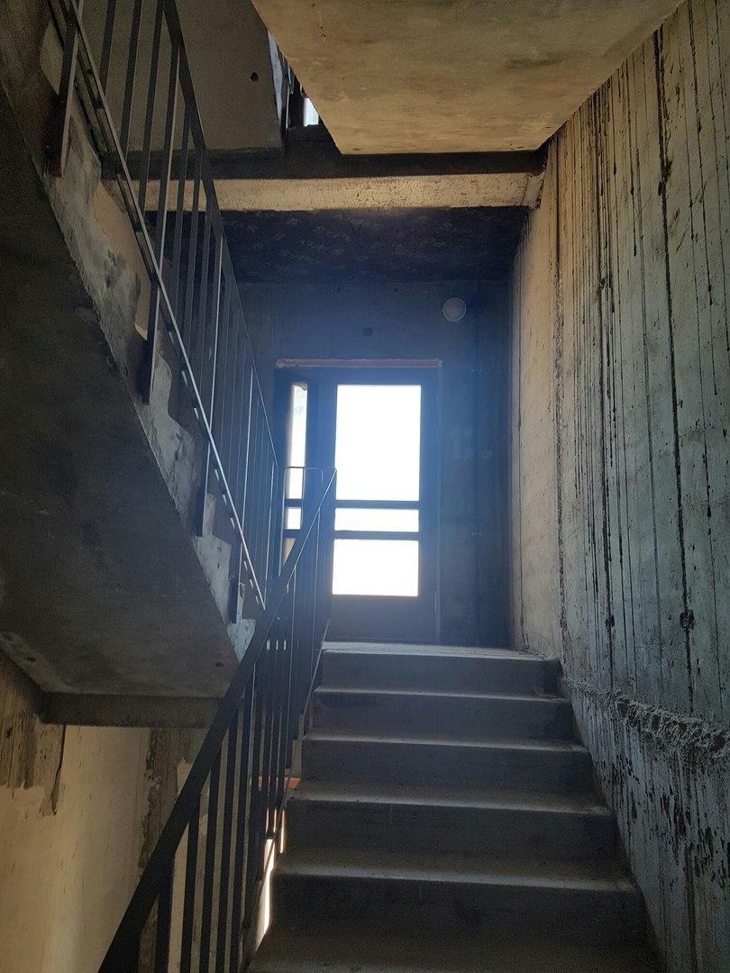 Дом 6А, лестница